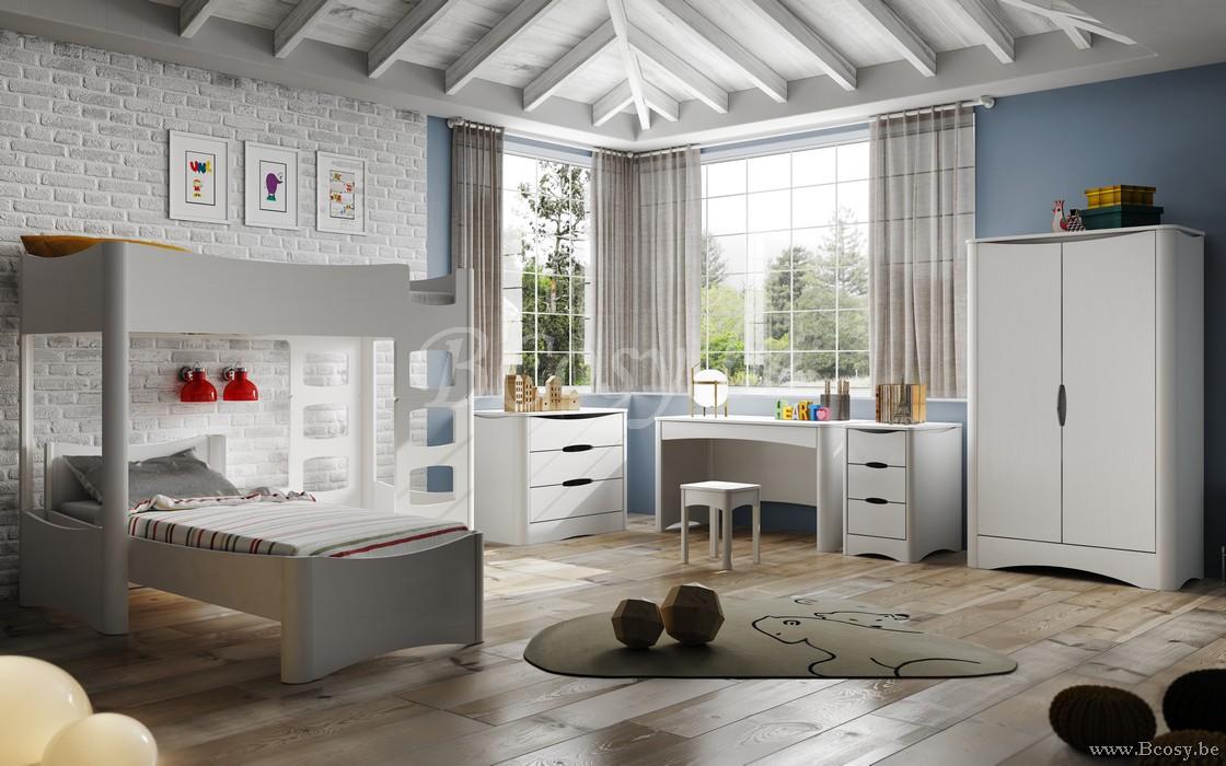 mathy by bols fusion kinderkleerkast babykamerkast 2. Black Bedroom Furniture Sets. Home Design Ideas