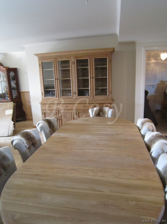 Eettafel Landelijk Uitschuifbaar.Pr Interiors Landelijke Versailles Uitschuifbare Tafel 110