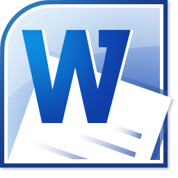 symbool word document